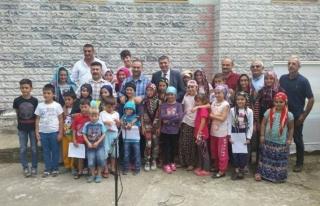 Kaymakam Öztürk, Köy Sorunlarını Yerinde İncelidi