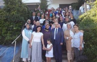 İllerden Gelen Şehit Yakınları Akçakoca'da Misafir...