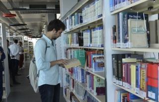 TÜİK Zonguldak'taki 2016 Yılı Kütüphane İstatistikleri