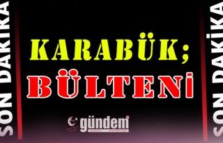 Karabük Belediyesinden Bülten