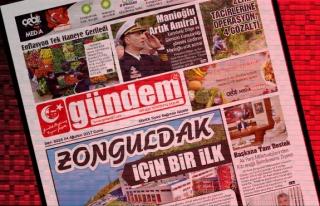 04 Ağustos 2017 Gündem Gazetesi