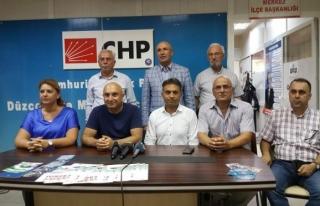CHP Genel Başkanı Kılıçdaroğlu Düzce'ye gelecek