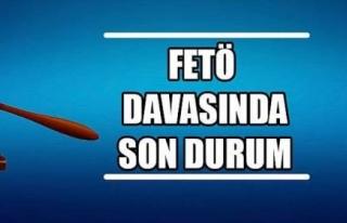 Düzce'de FETÖ/PDY davasında Son Durum