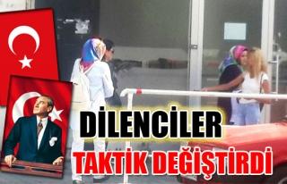 Atatürk ve Türk bayrağı ile duyguları sömürüyorlar