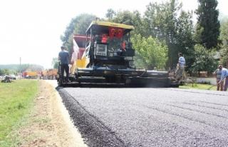 Vali Dağlı 110 km'lik köy yolu yapılacak