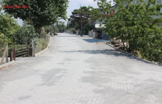 Akçakoca Belediyesi Cadde Ve Sokakları Yeniliyor.