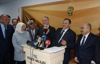 Bakan Eroğlu: Orman Köylüsü Arıcılık Yapmak...