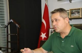 Başkan Taşlı Esnafa yapılandırma müjdesi verdi