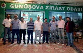Düzce Üniversitesi'nden Gümüşova Ziraat Odası'nı...