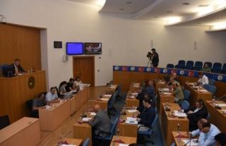 Mecliste İmar Planı Değişikleri Görüşüldü