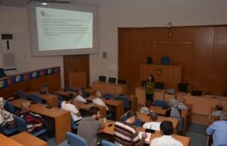 Düzce Belediyesi Madde ile mücadele eğitim semineri