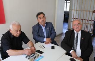 Çalışkan; Batı Karadeniz İstişare toplantısı
