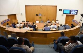 Düzce Belediyesi Meclis gündemi belirledi