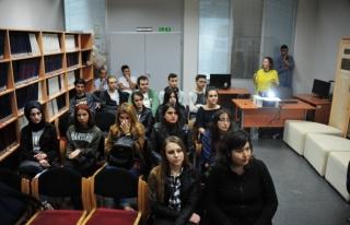 BEÜ Oryantasyon eğitimlerine öğrencilerin katılımı...