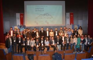 Global Girişimcilik Haftası Düzce 2017 etkinlikleri...