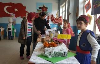Yerli Malı Haftasını veliler tarafından kutladılar