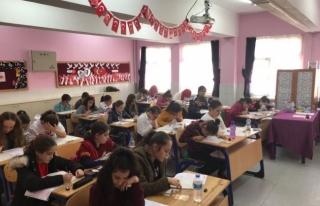 Öğrencilere Yönelik Siyer-i Nebi sınavı Akçakoca'da...