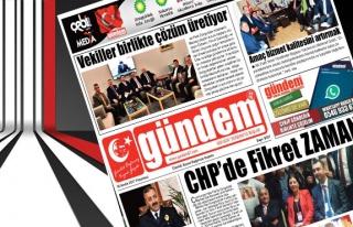 18 Aralık 2017 Gündem Gazetesi