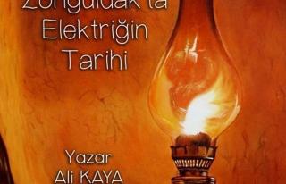Yazar Ali Kaya; elektriğin tarihini anlatacak