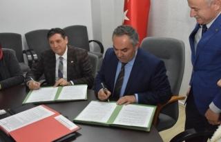 Düzce Belediyesinde Sosyal denge sözleşmesi imzalandı