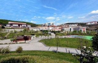 Düzce Üniversitesi dünya çapında en yeşil kampüsler...