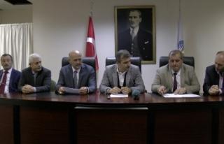 Akçakoca Belediyesi sendika ile anlaştı...