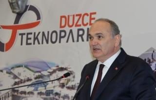 """Bakan Özlü, """"Türkiye, dünya çapında büyüme..."""