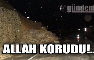 Allah Korudu!..
