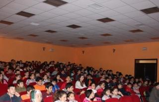 """""""Özgürlüğün Sesi Bilal"""" filmi Akçakoca'da..."""