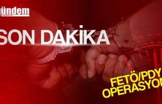 FETÖ Operasyonunda 17 Asker Gözaltında