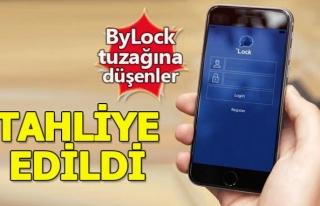 Zonguldak'ta ByLock tuzağına düşen 25 kişi tahliye...