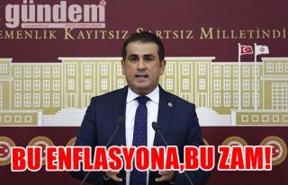 BU ENFLASYONA,BU ZAM!