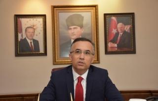 Karabük Valisi Çeber'den SAKEM'e ziyaret