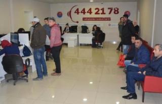 Karabük'te Taşeron İşçilerin Kadro Sevinci