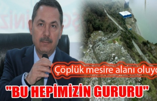 """""""BU HEPİMİZİN GURURU"""""""