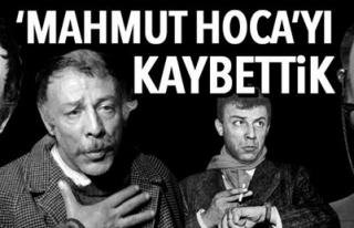 Hababam Sınıfı'nın Mahmut hocası Münir Özkul...