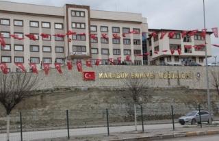 Karabük'te gasp iddiası...