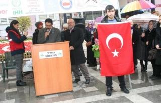 Devrek'te STK'lar 28 Şubat açıklaması yaptı