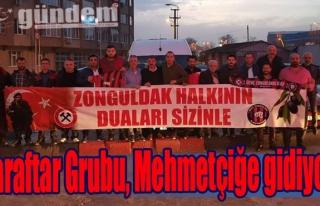 Taraftar Grubu, Mehmetçiğe gidiyor