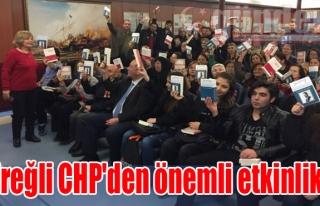Ereğli CHP'den önemli etkinlik