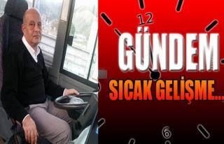 Ereğli'nin sevilen Şoförü Vefat etti
