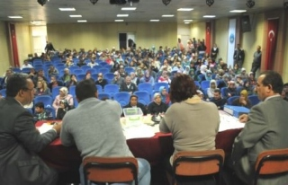 Bartın'da Toplum Yararına Çalışma Projesi