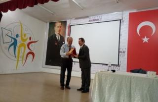 Başarı arttırmak için seminer verildi