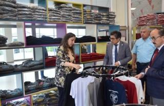 Düzce Üniversitesi DÜKKAN Mağazasını açtı