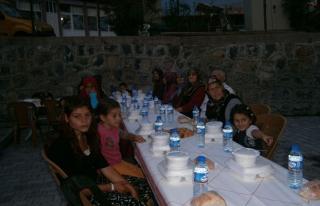 "CHP ""ORMALI'DA VATANDAŞLARLA BİR ARAYA GELDİ..."