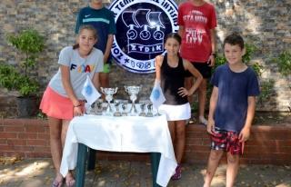 Tenis: Türkiye 12 Yaş Yaz Kupası