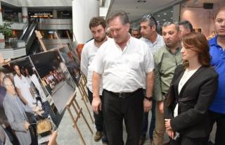 AK Parti Tarafından Fotoğraf Sergisi Açıldı.