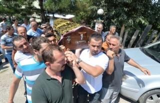 gencin cenazesi, memleketi Karabük'te defnedildi