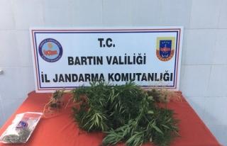 Bartın'da Zehir Tacirlerine Operasyon! 2 gözaltı