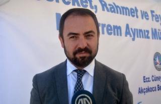 AK Parti Akçakoca İlçe Kongresine doğru